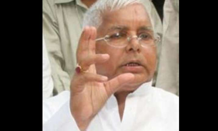 no return of one party rule in india lalu