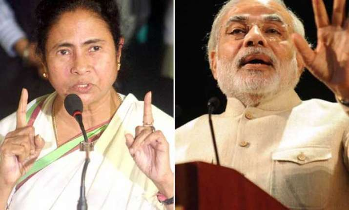 mamata banerjee discusses debt interest waiver with pm modi
