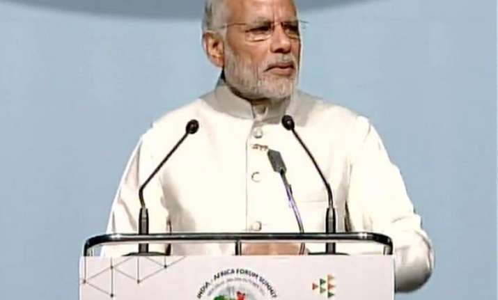 india africa should pitch for unsc reforms says modi