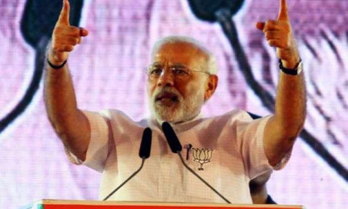 maharashtra polls ncp s corruption will surge if again