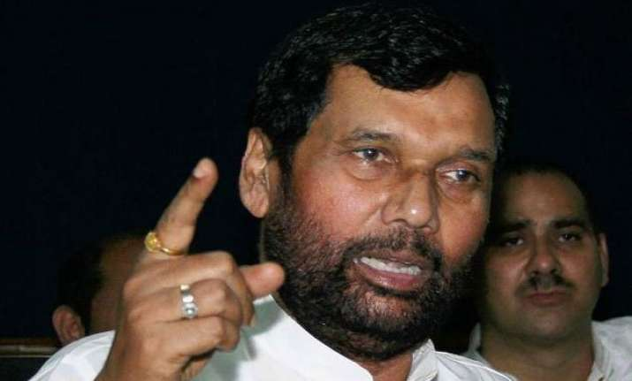 nda will get maximum seats in bihar polls ram vilas paswan