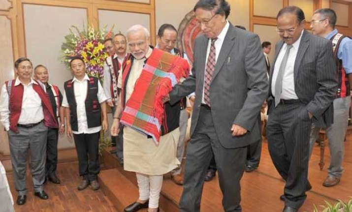 naga accord a test for narendra modi s policies