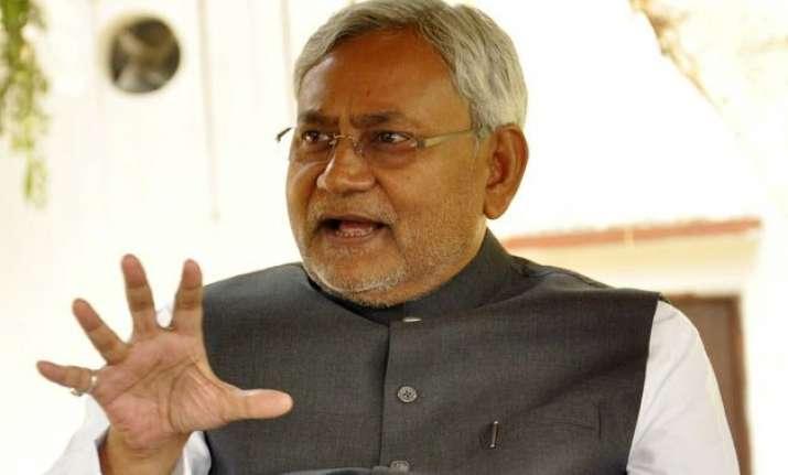 will enforce prohibition if i retain power nitish kumar