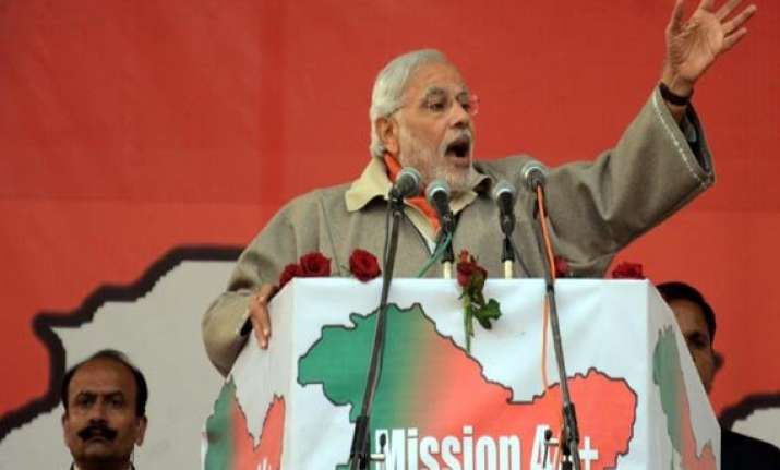 2014 year of high for narendra modi and bjp