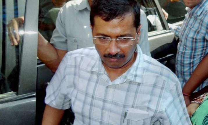 citing arun jaitley arvind kejriwal says end tyranny of