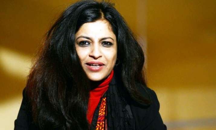 shazia ilmi praises modi turns up at delhi bjp event