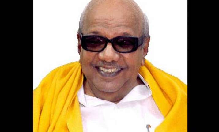 some parties unable to tolerate dmk s growth karuna