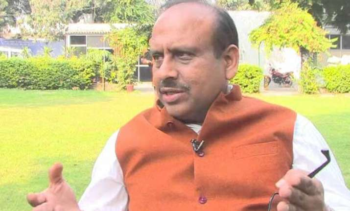 vijendra gupta hits out at aap government for recommending
