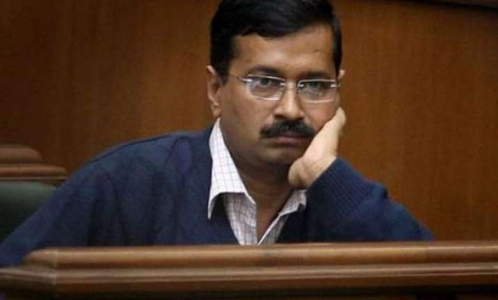 bjp congress slam kejriwal demand apology