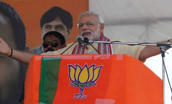 maharashtra polls narendra modi to hold three public