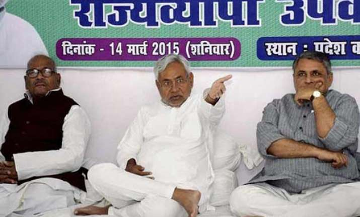 we will not allow land acquisition bill in bihar says