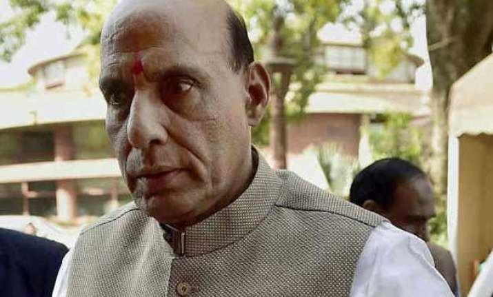vyapam scam rajnath singh speaks to mp cm over journalist s