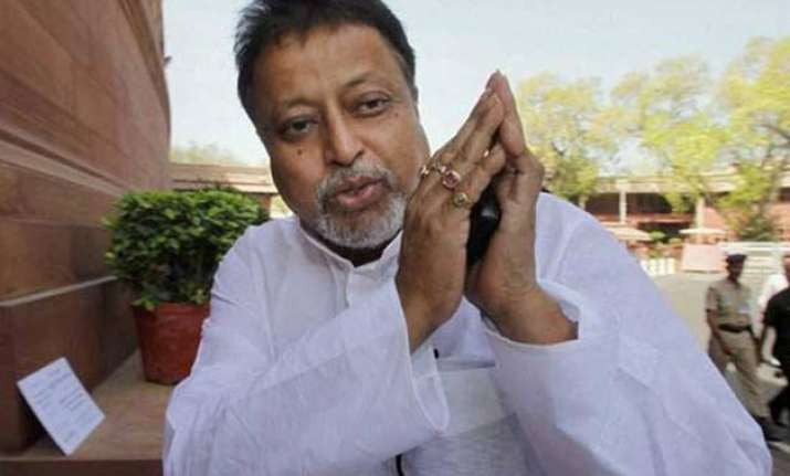 mukul roy made tmc s all india vice president