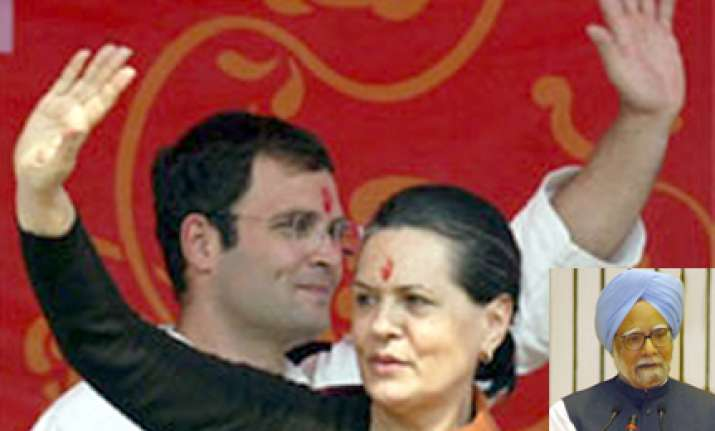 pm sonia rahul to campaign in haryana