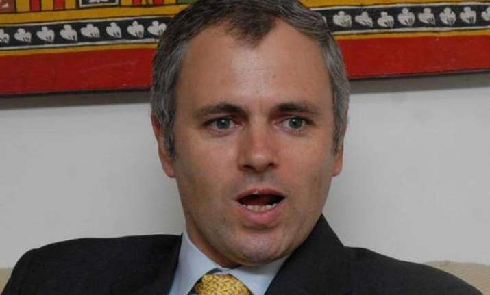 bjp pdp alliance based on lies says omar abdullah