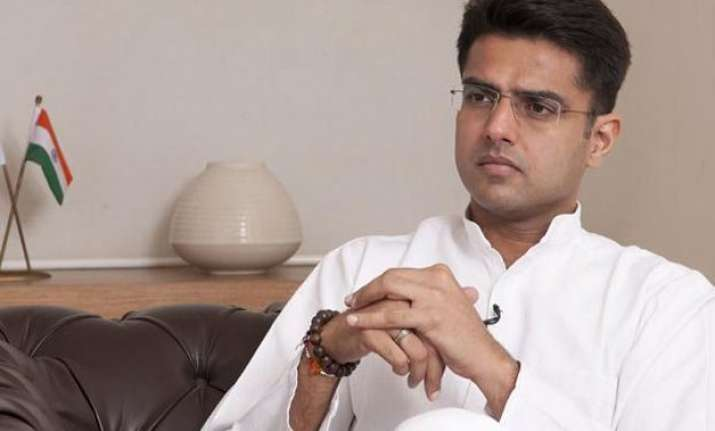 farmers killing themselves a serious issue sachin pilot