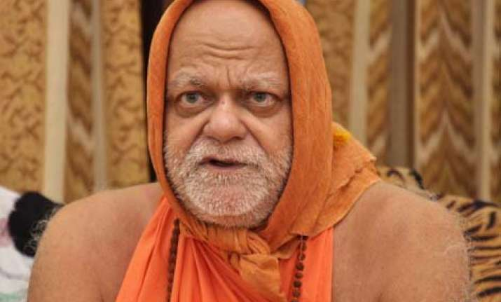 ganga rejuvenation commendable initiative shankaracharya