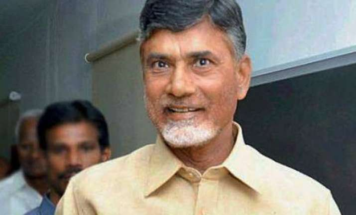 farmer attempts suicide during chandrababu naidu s public