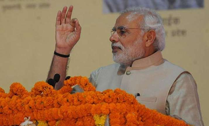 we need to think on how to develop villages pm modi