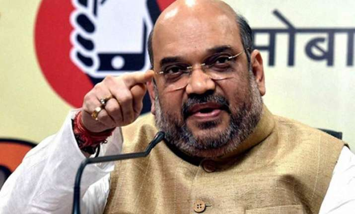 bjp president amit shah gets clean chit in 2014 hate speech