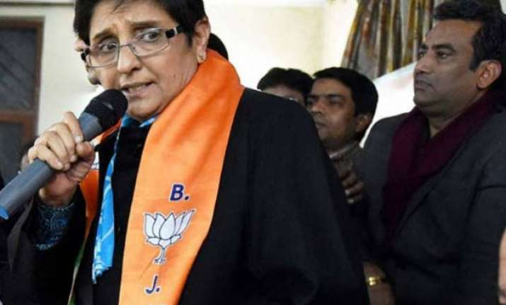 kiran bedi has two voter id cards ec examining how they