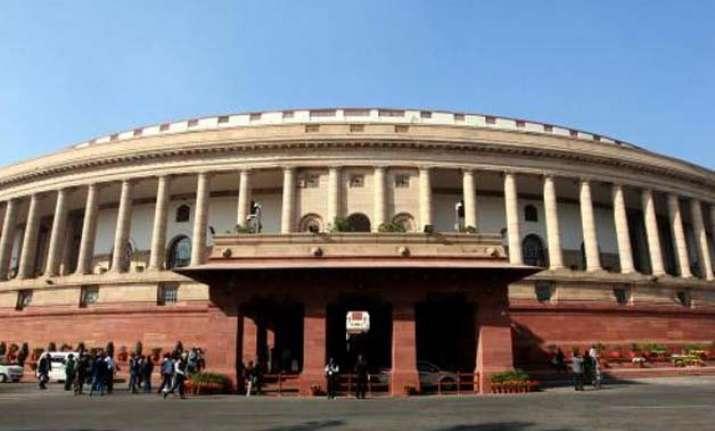 suspension of 25 congress members echoes in lok sabha