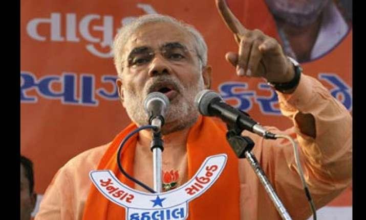 modi terms those opposing ayodhya verdict as hypocrites