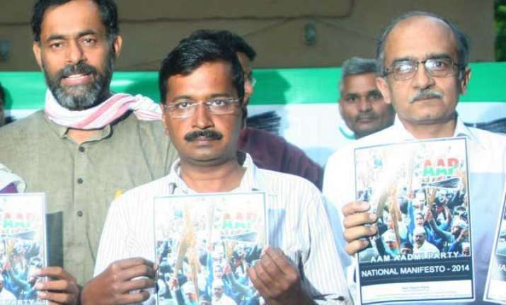 kejriwal insisted on axing bhushan yadav from aap s pac