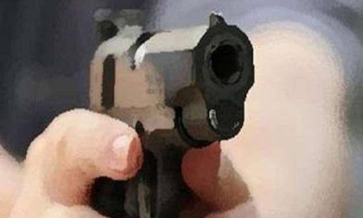 sp leader shot dead in up 2 held
