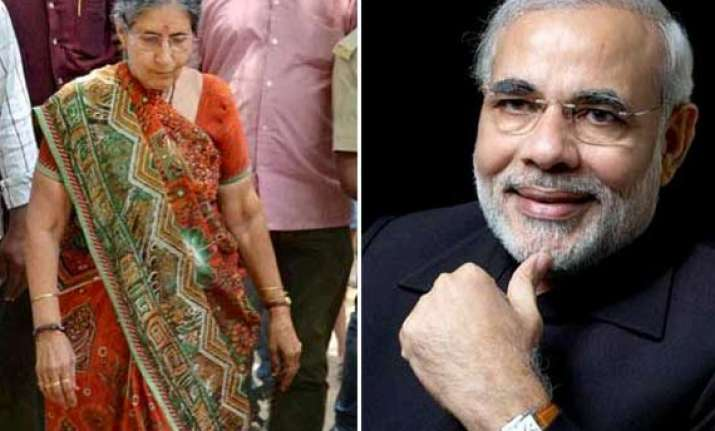 10 facts to know about jashodaben wife of prime minister