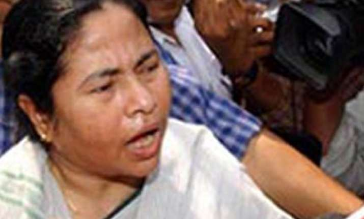 mamata urges not to target the railways