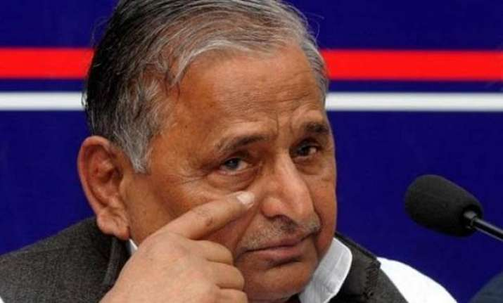 defence funds can be utilised to uplift people mulayam
