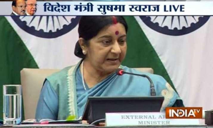 pak calls off nsa level talks says india s preconditions
