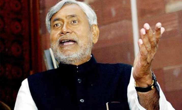 jd u poll manifesto to boost bihar s economic growth