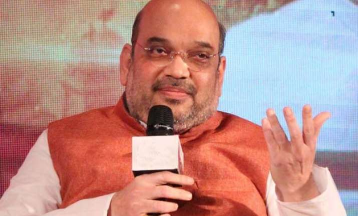 modi govt visible has ended policy paralysis amit shah