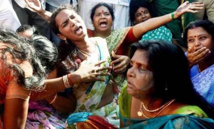 154 dead unable to bear shock of jayalalithaa s arrest