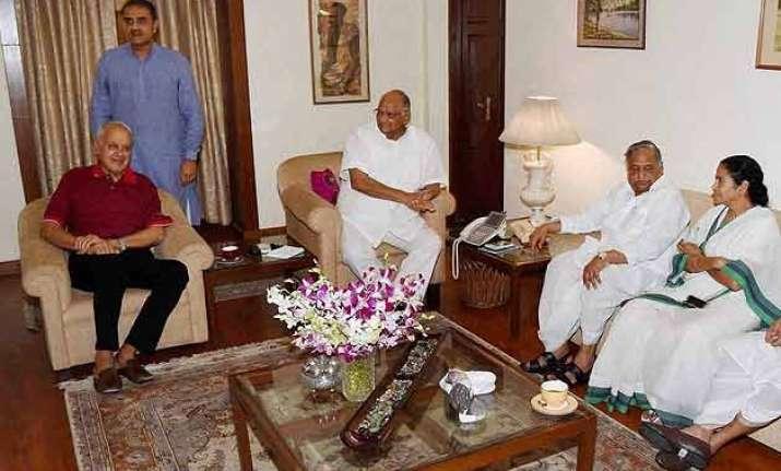non bjp non cong leaders discuss bihar polls