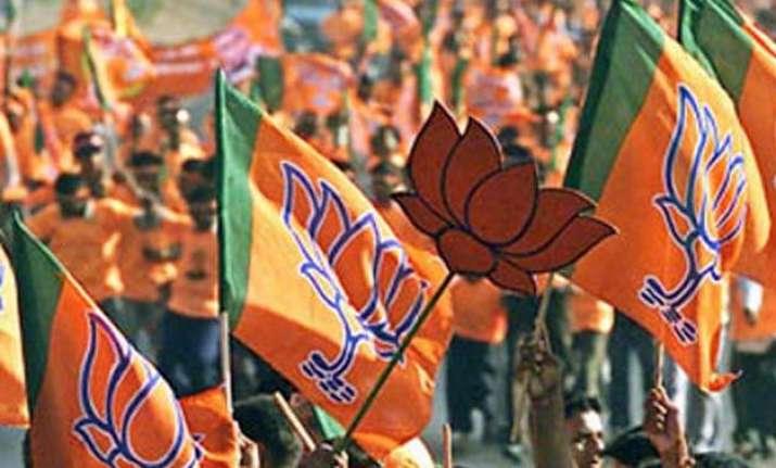 delhi polls bjp announces 21 member election committee