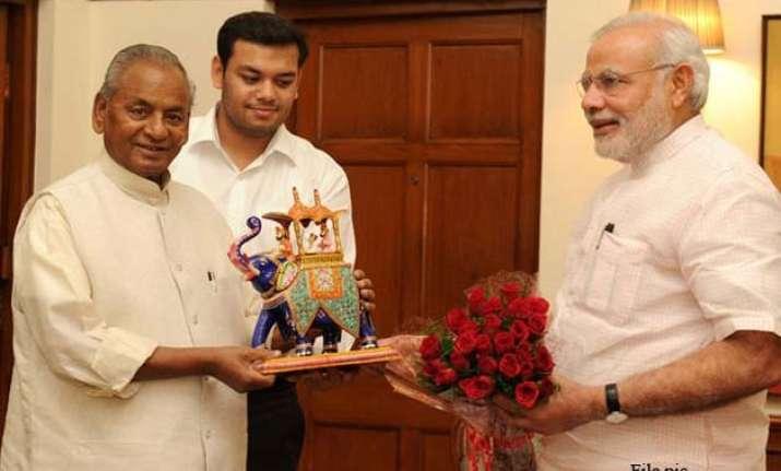 pm modi wishes kalyan singh on 84th birthday