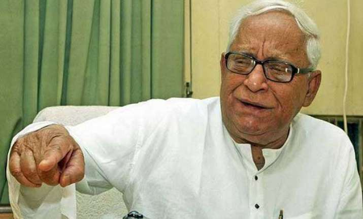 tmc regime has no moral right to continue buddhadeb