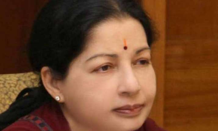 former tamil nadu cm j jayalalithaa released from jail