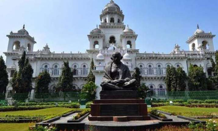 telangana budget session from november 5 budget on first day
