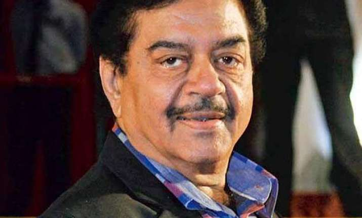 absence on campaign trail not by choice shatrughan sinha