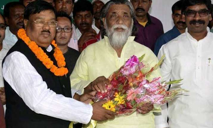 stephen marandi to be pro tem speaker in jharkhand assembly