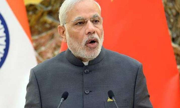 india china growth will help dream of asian century pm modi