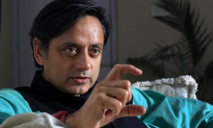 tharoor declines to comment on fresh report on wife s death