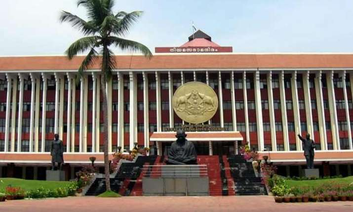 kerala assembly adjourns sine die amid protest