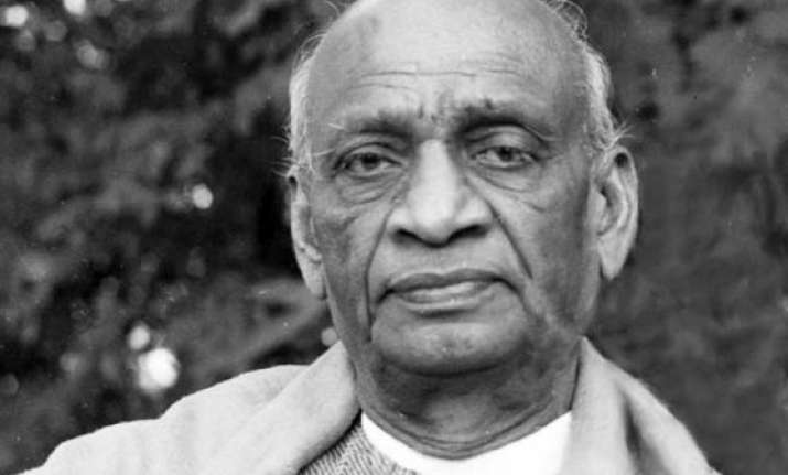 sardar patel s 139th birth anniversary to be observed as