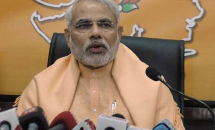 centre used intelligence probe agencies against me modi