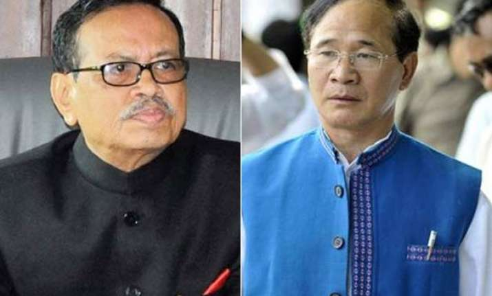 arunachal row governor cites cow slaughter to justify prez